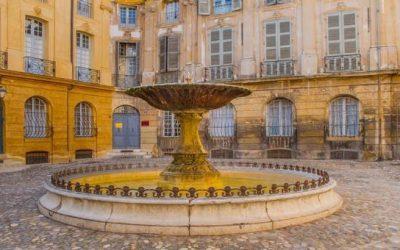 Le CCAS organise une sortie à Aix en Provence, Vendredi 11 octobre, inscrivez-vous vite car les places sont limitées
