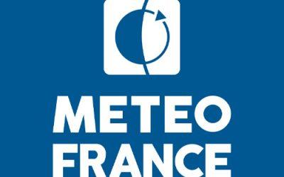 """Météo France émet une vigilance orange """" orages et pluie inondations""""pour un épisode prévu demain, vendredi 2 octobre à partir de 8h00."""